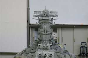 Japanese Warship 'Yamato' Took More than 6 Years to Build
