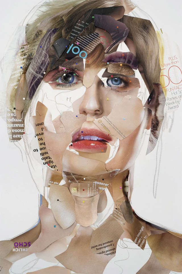 Magazine Art Portraits