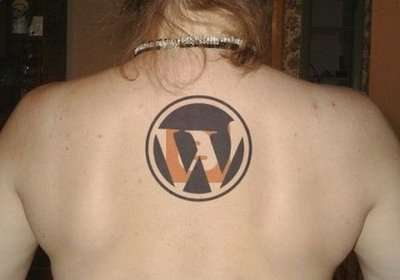Blogger Tattoos - Permanent Ink Meant for a Niche Nerd Audience