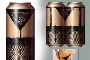 Ramm ND's Lingerie-Clad Beer Cans