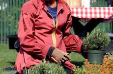 Presidential Greenspiration - Michelle Obama's White House Garden Fuels Home Gardeners