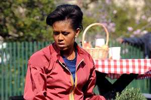 Michelle Obama's White House Garden Fuels Home Gardeners