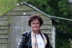 Susan Boyle Gets a Brand New Look