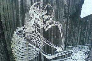 Macabre Outdoor Creative Inspiration