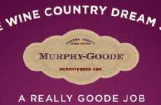 $10,000/Month Dream Jobs - Murphy-Goode's 'Really Goode Job' for Web-Savvy Winos