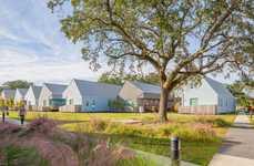 War Veteran Housing Complexes - Office of Jonathan Tate Builds Social Homes for War Veterans