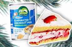 Vegan Evaporated Milk - Nature's Charm Debuted a Vegan Evaporated Coconut Milk