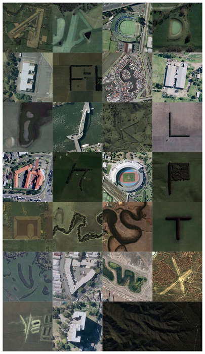 Google Maps Typography