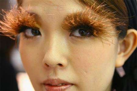 extreme make up. Magnificent Manga Makeup