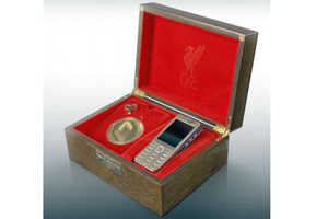 The $21,000 Galentia Liverpool Mobile Phone For Affluent Football Fans