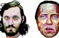 Graphic Icon Portraits