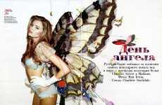 Butterfly Wing Lingerie