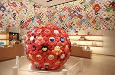 Takashi Murakami Takes On Louis Vuitton's Omotesando Store
