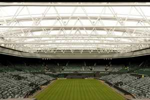 Wimbledon to Debut Eco-Friendly Retractable Roof in May