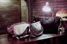 Saloon Girl Totes