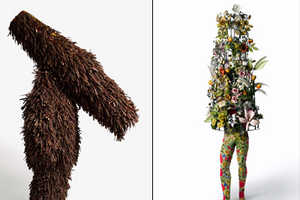 Nick Cave's Fashions Are Physical Manifestations Of Energy
