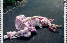 Medical Fantasy Fashion - Freyagushi is 'Alice in Wonderland' Meets Torture Garden