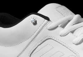 Emerica Reynolds 3 Sneaks Have Faux Diamonds for Flashtastic Footwear