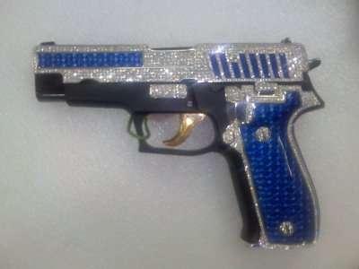 Gaudy Guns