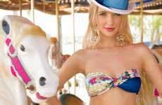Whimsical Swimsuits - B. Swim Bikinis Evoke Fun for Summer