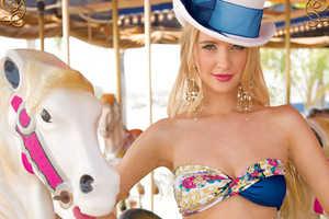 B. Swim Bikinis Evoke Fun for Summer 2009