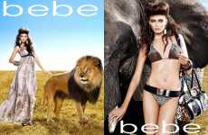 fashion campaign animals