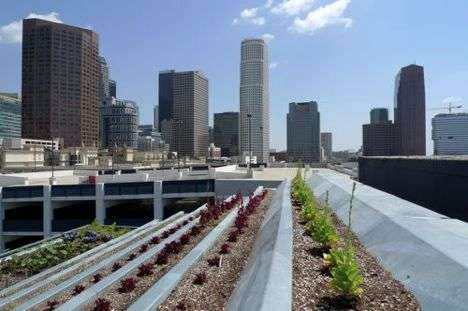Retrofitted Green Roofs