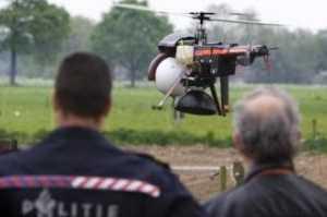Dutch Police Use 'Canna Chopper' To Find Cannabis
