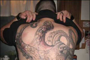 These Tattoos Represent a Different Kind of Squid Ink