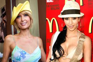 Paris Hilton and Kim Kardashian Host Rival Kentucky Derby Parties
