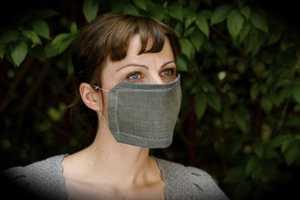 Designer Swine Flu Masks by CheapChampagne