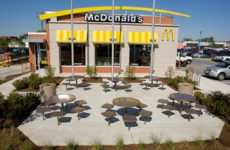 Eco-Friendly Fast Food - McDonald's Opens LEED-Certified Restaurant in Chicago