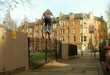 Urban Tightrope Bicycling