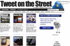 TweetOnTheStreet.com Dishes the Dirty Details