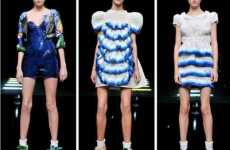 Junko Shimada Spring/Summer '09 is Only Missing the Kitchen Sink