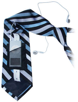 iPod Neckties