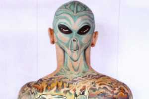 These Extraterrestrial Tattoos Are Out of This World
