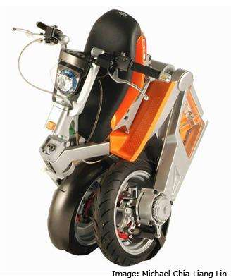 Foldable Scooters