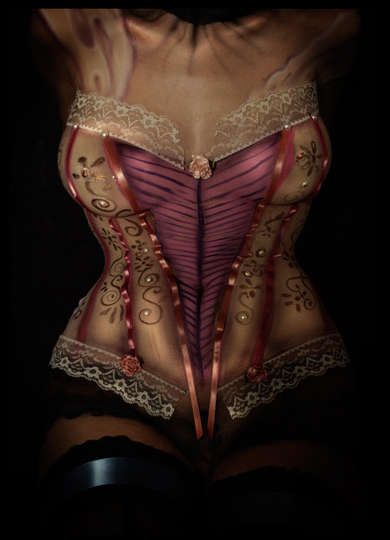 Magical Body Painting