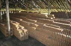 Manure Building Bricks
