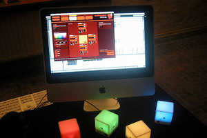 Shape Sound, Create Music and Perform Live With A Single Touch
