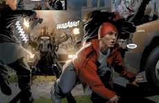 Comic Book Rappers - Eminem Meets The Punisher in Marvel Comics Thriller