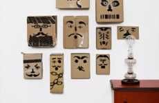 Faces Tape Gives Life to Inanimate Objects