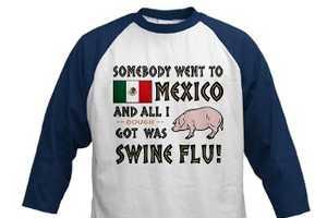 Creative Swine Flu Fashion Spreads Rapidly on the Web
