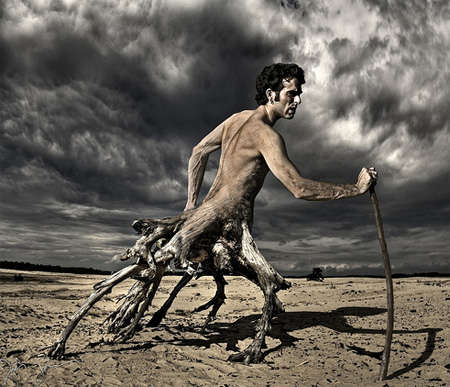 Surreal Photo Manipulation - Josh Sommers' Awesome Digital Artwork
