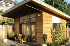 Glammed-Up Garden Sheds - Converted Outdoor Sheds Bring New Life to Old Storage
