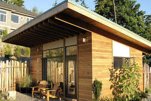 Converted Outdoor Sheds Bring New Life to Old Storage
