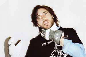 Jared Leto Fools Around for GQ Style Italy