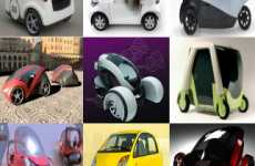 Little Vehicles that Look Like the Swine Flu Virus