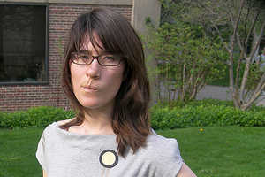 Nadya Peek's Bluetooth-Enabled 'Cache' Clothing